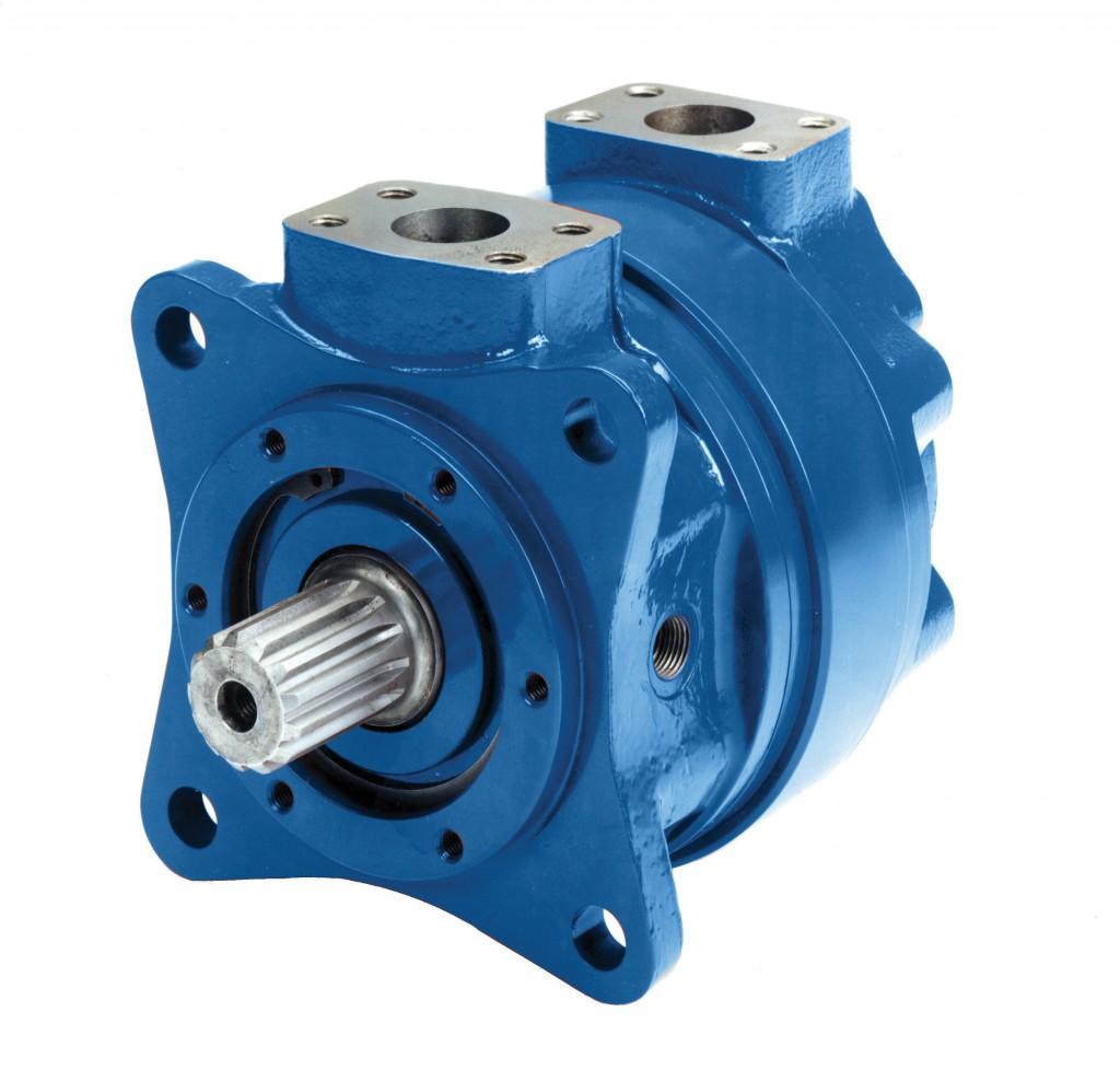 Bosch Rexroth Rineer Hydraulic Vane High Torque Motors - ETS