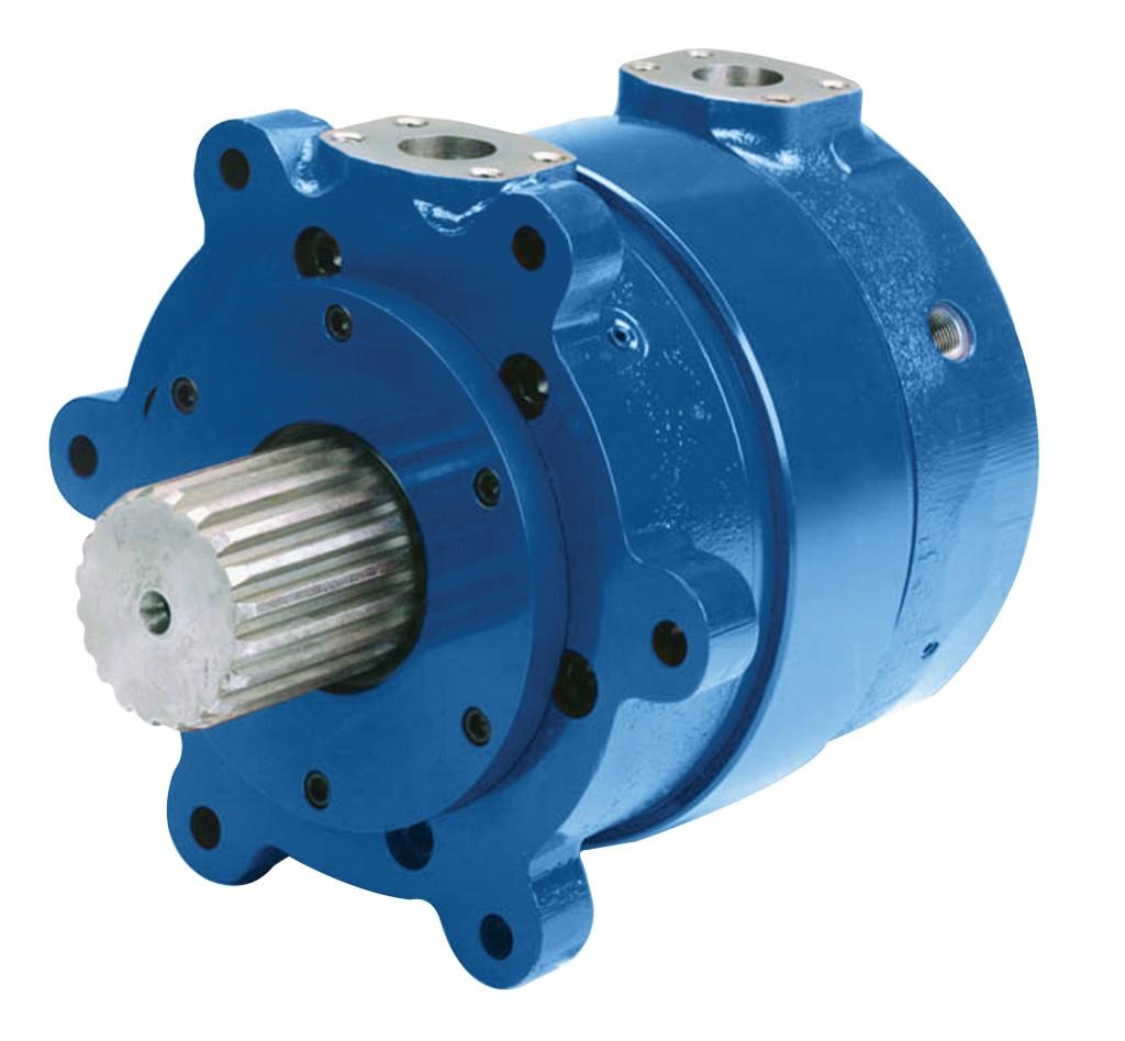 Vane motors working for Von ruden hydraulic motor